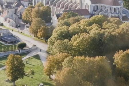 Vézelay, ou la colline éternelle