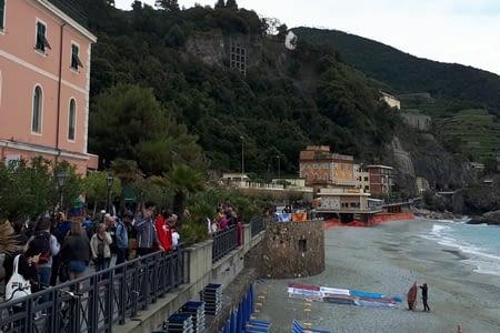Monterosso et Vernazza