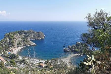 Isola Bella et taormine