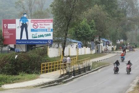 Les 2 grandes villes Nepalaises