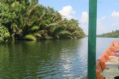 Eco-tourisme à Chi Phat, sud-ouest du pays.