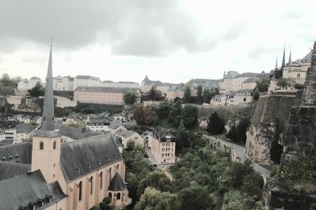 Luxembourg-Ville ou d'Stad