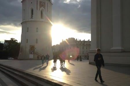 Vilnius, capital de la Lituanie