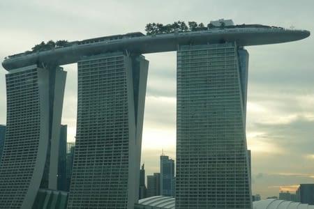 8 Août - SINGAPOUR