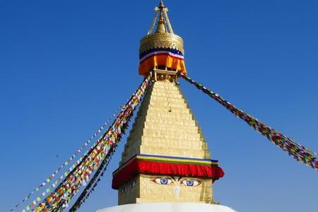 10/11 - NEPAL - Katmandou