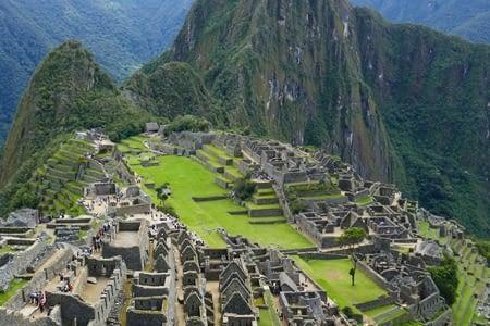 PEROU - Machu Pichu
