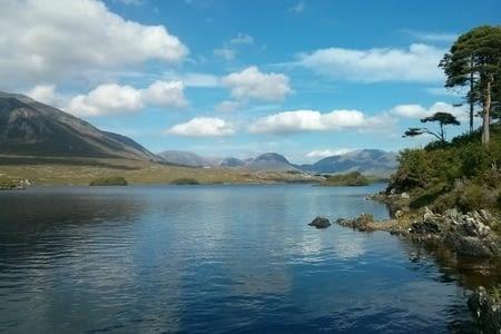 Les paysages du Connemara