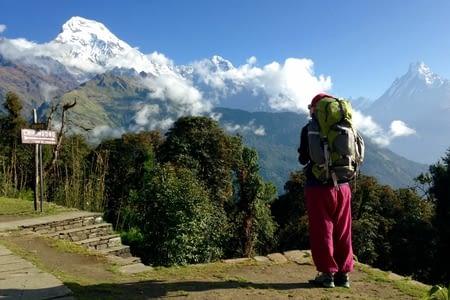 Échappée dans l'Annapurna