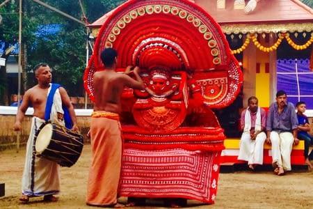 Le Kerala, pays des dieux