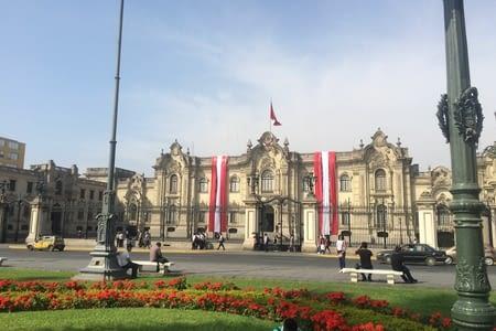 Les dessous de la capitale, Lima