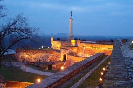 Festival Exit et notre petit tour de Serbie