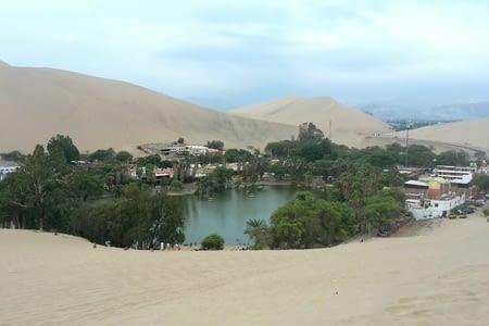 Ica et Nazca, entre emerveillement et mystère...