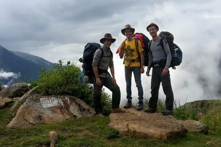 170km sur la route du Machu Picchu