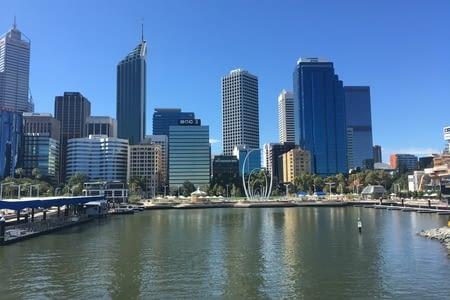 Australie - Entre Perth et Broome