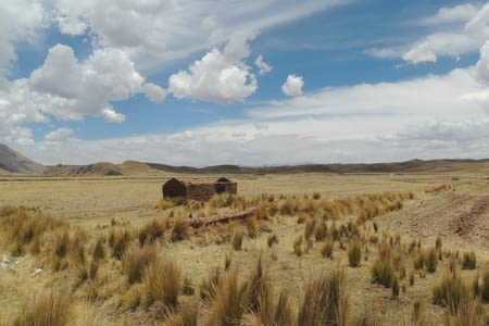 Puno point de départ pour le Lac Titicaca