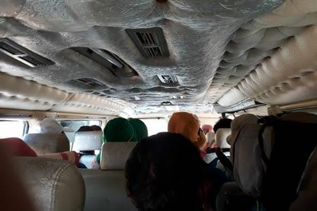 Arrivée au Cambodge: Banlung et trek