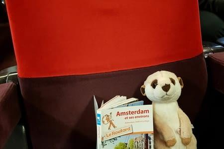 Départ Paris, Arrivée Amsterdam