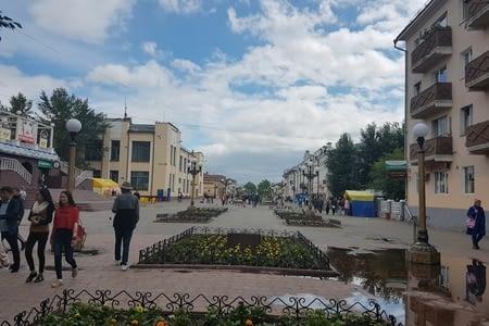 6 juillet: Babouchkine-Kiakta