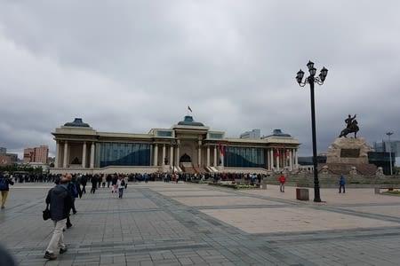 11 juillet: Ulan Bator Fête du Naadam