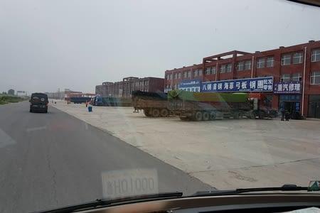19 juillet: Jining-Muraille de Chine-Pekin
