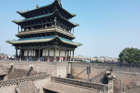 23 juillet: Visite  de Pingyao