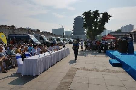 28 juillet: XI'AN-Pingliang