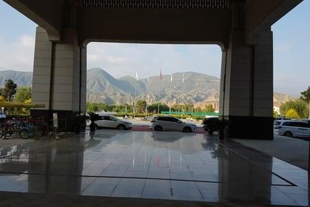 30 juillet: Yuzhong-Xiahe