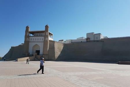 23 aout: Visite de Boukhara