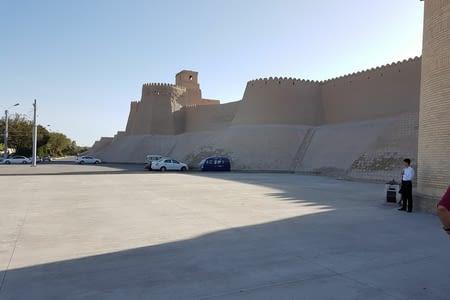 25 aout: Visite de Khiva