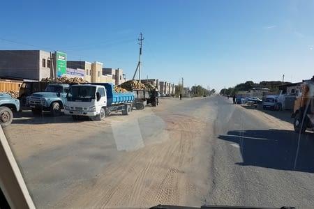 26 aout: Khiva-Nukus