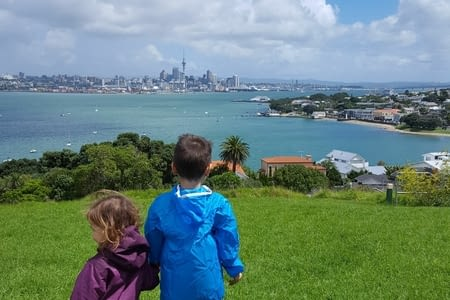 Auckland nous voilà !