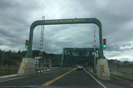 Île du Cap-Breton, Nouvelle-Écosse