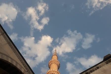 l'appel du Muezzin