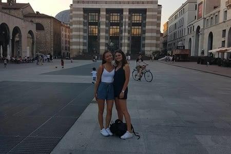 passage par l'Italie : Brescia