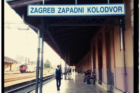 Passage en Croatie