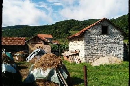 Passage en Bosnie