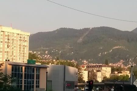 Passage à Sarajevo