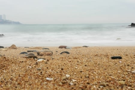 Balade au bord du Pacifique et sur les dunes