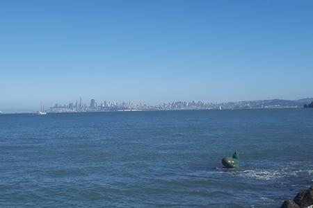 Les alentours de San Francisco