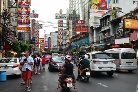 3ème journée à Bangkok