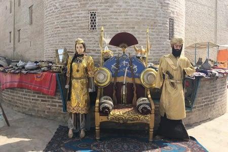Turkmenistan - Ouzbekistan - Iran bis ... 14/05/2017 - 26/05/2017