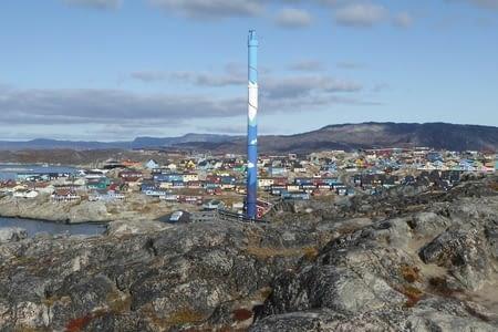 Première rando à Ilulissat
