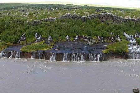 De Staðarskáli à Borgarnes