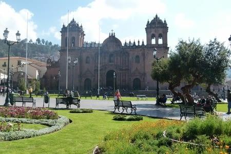 J 4 - Cusco & la vallée sacrée en quad - 08/10