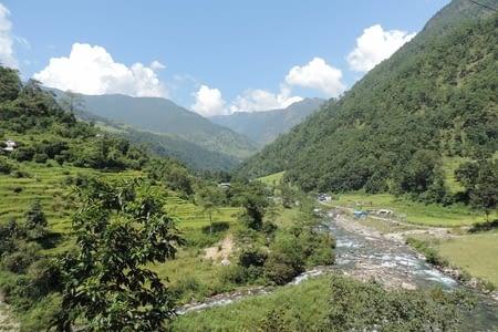 Trek du sanctuaire des annapurnas