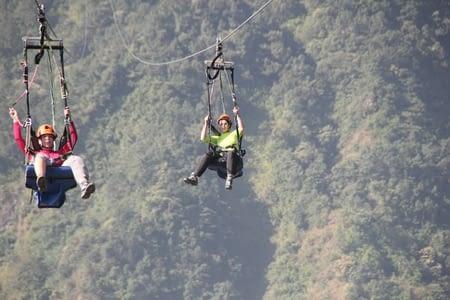 Pokhara vue autrement