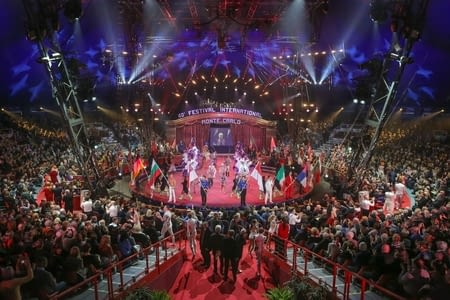 International festival of circus