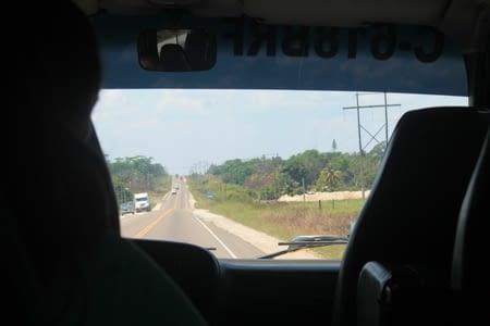 Montagne Maya