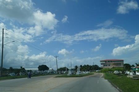 Arrivée au Belize, 1 jour à San Ignacio