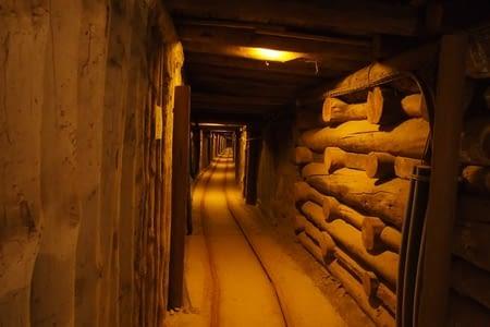Deuxième jour à Cracovie ( Visite de la Mine de sel de Wieliczka.)